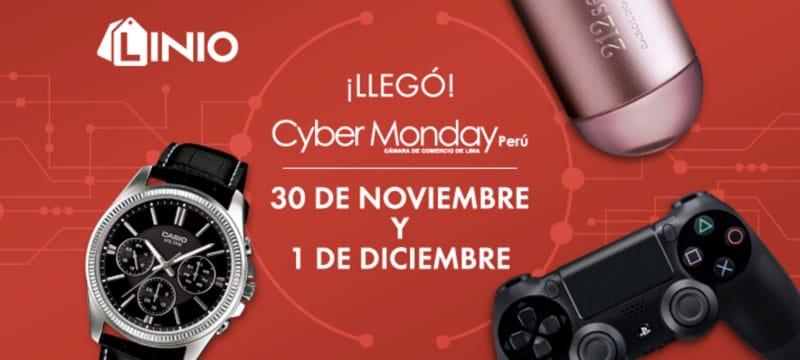 Cyber Monday en Perú desde dispositivos móviles