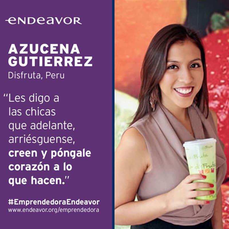 Día de la Emprendedora: 2 peruanas de alto impacto