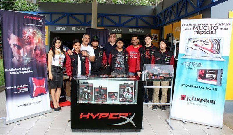 HyperX presente en la UNMSM