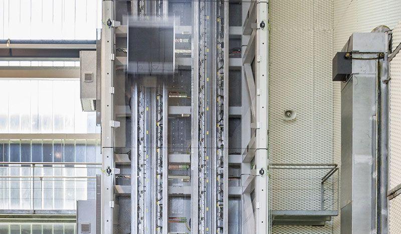 ThyssenKrupp presenta ascensor sin cables