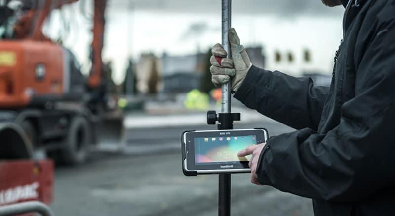 ALGIZ RT7: tablet Android ultra robusta