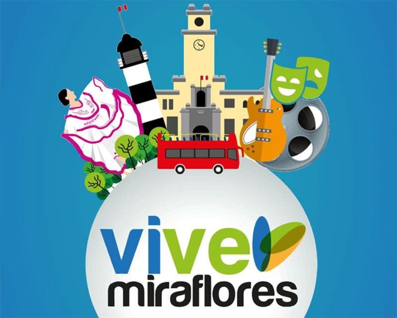 """Nueva App """"Vive Miraflores"""""""