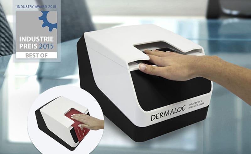 Nuevo escáner biométrico DERMALOG