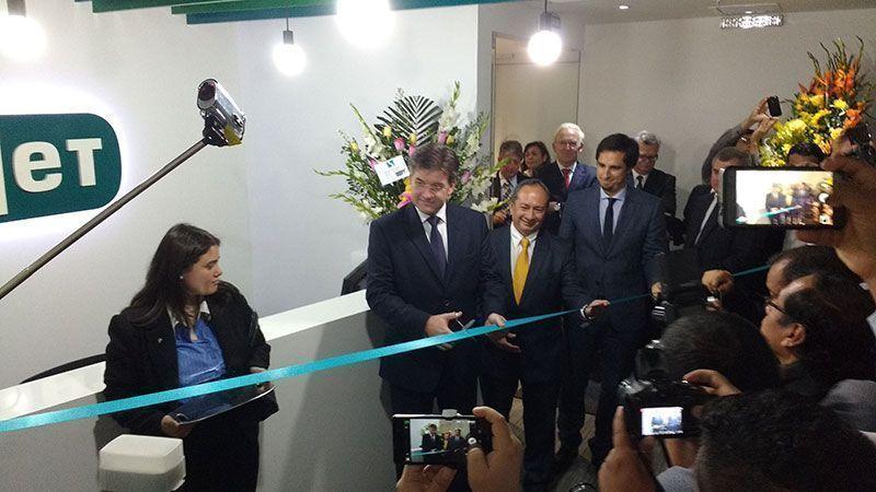 ESET inauguró nuevas oficinas en Perú
