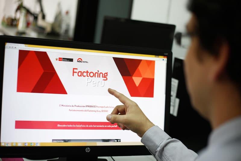 Lanzan orientación web para Facturas Negociables