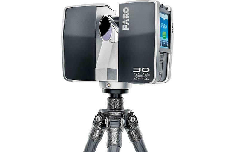 Nuevo FOCUS 3D X 30 láser escáner