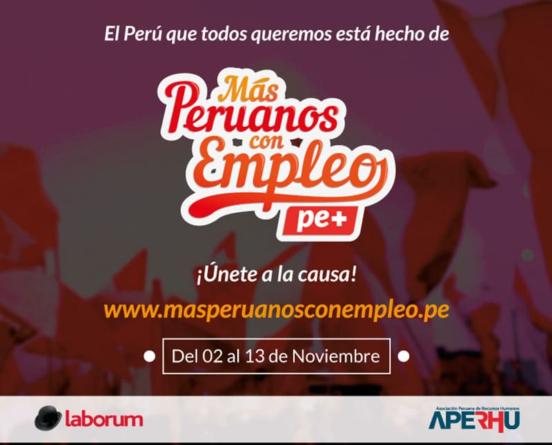 3500 nuevos empleos para peruanos