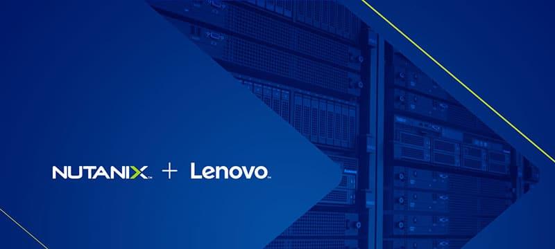 Alianza estratégica Lenovo y Nutanix