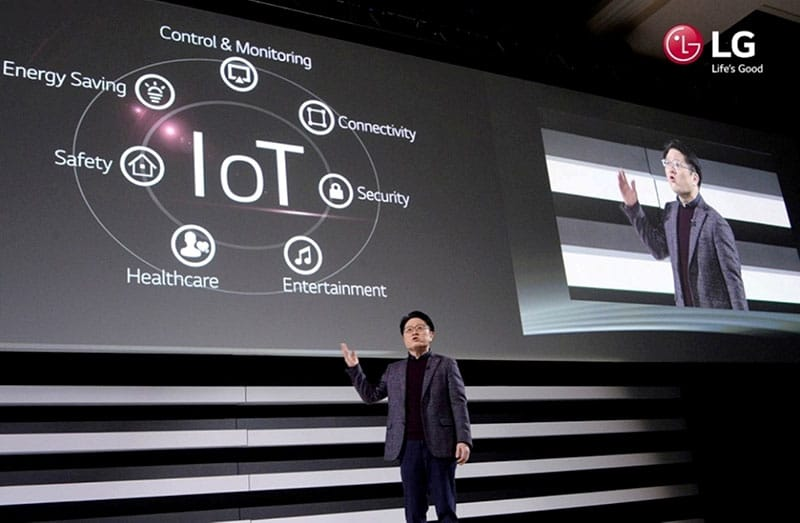 LG y Ericsson desarrollarán 5G y IoT