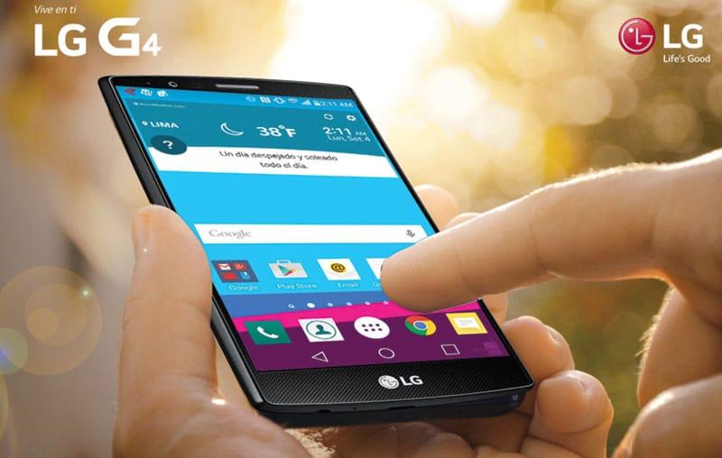 LG G4 incorpora función inteligente