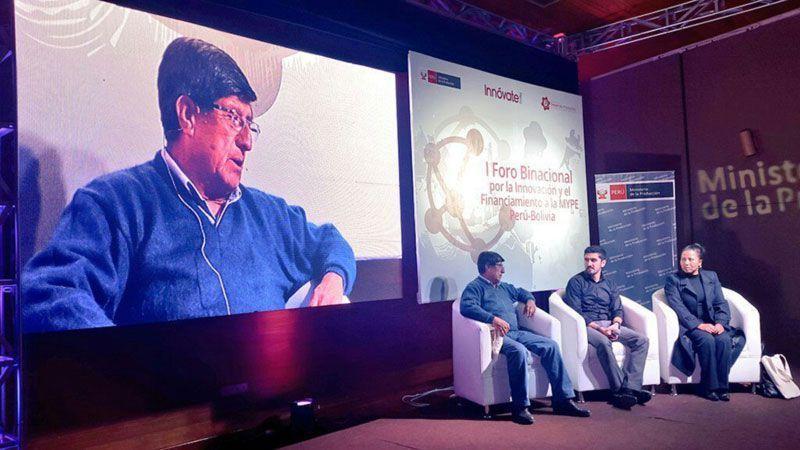 Perú y Bolivia impulsan Innovación y Desarrollo