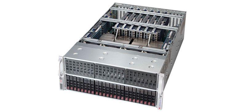 Supermicro® optimiza conexión HPC