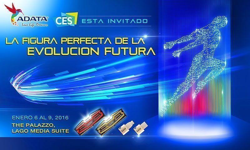 Una vitrina de evolución futurística en el CES 2016