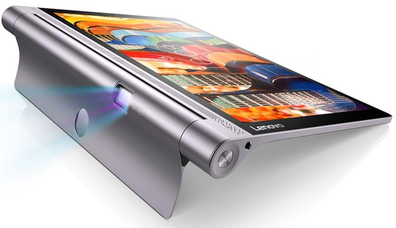Llegó al Perú la Yoga Tablet 3 Pro