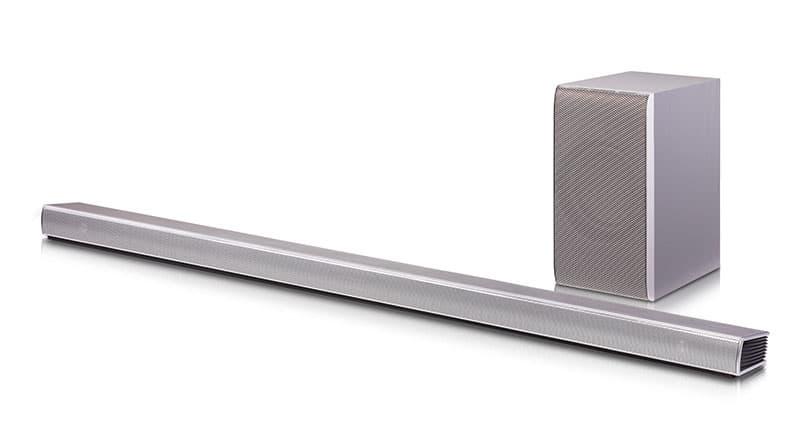 LG expande su serie de equipos Music Flow
