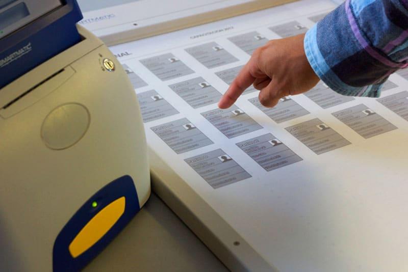 Voto Electrónico: Caso Venezuela