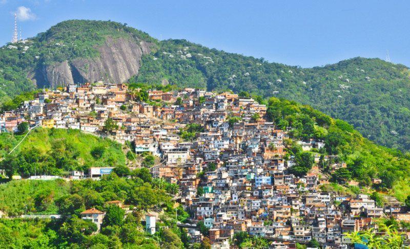 Historias reales en la favela Paraisópolis