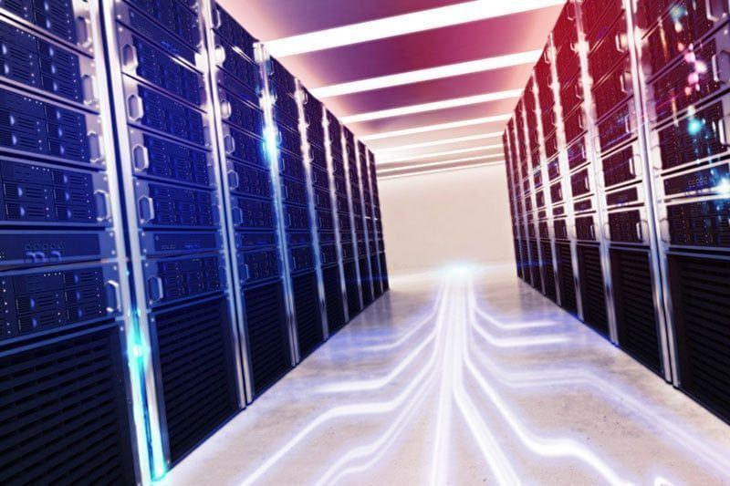 El centro de datos cumple 50 años