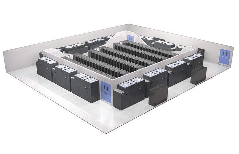 Tecnología Free Cooling para el Banco de la Nación