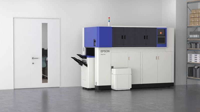 Epson presenta sistema de reciclaje de papel