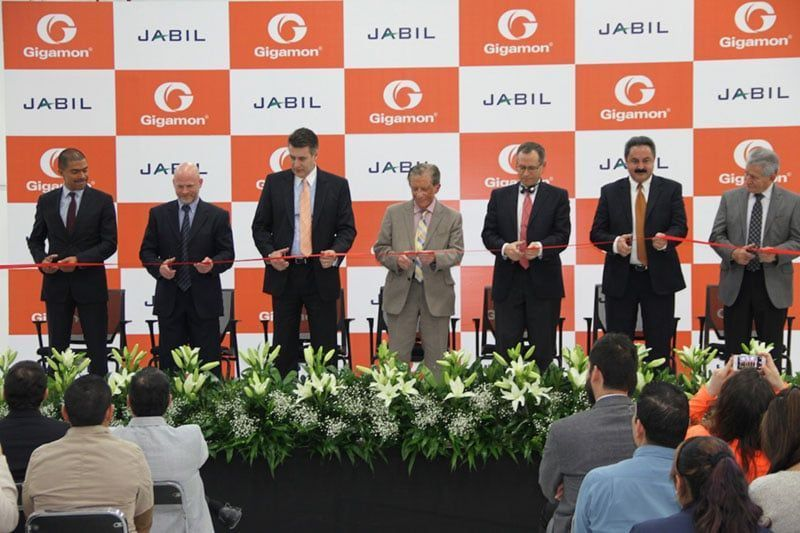 Nueva planta de manufactura Gigamon en Guadalajara