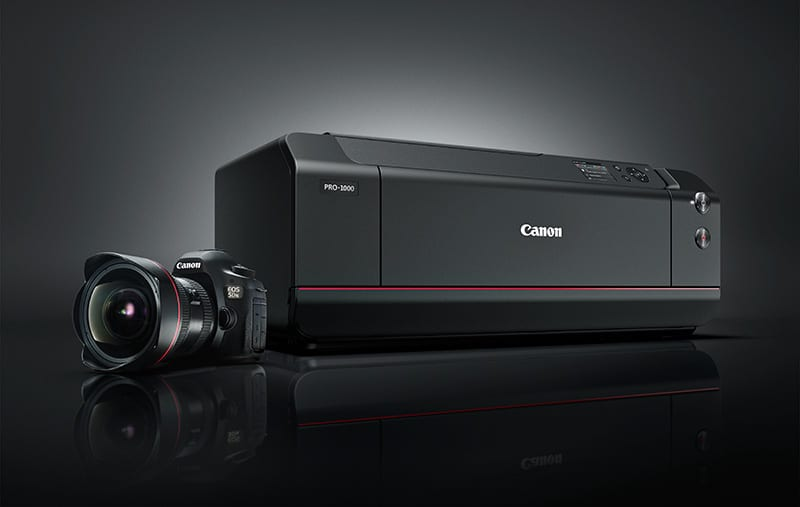 Nueva Canon imagePROGRAF PRO-1000