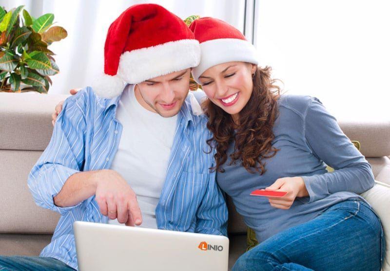 Navidad: 5 razones para comprar por Internet