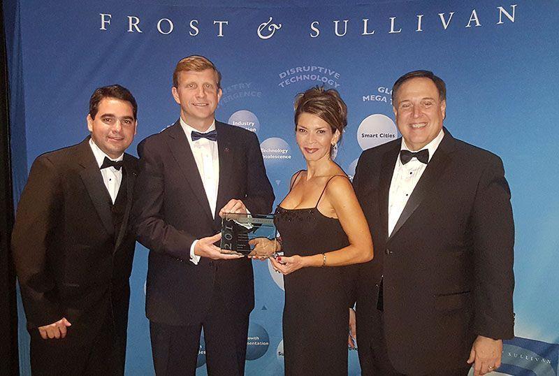 NEORIS reconocida por Frost & Sullivan