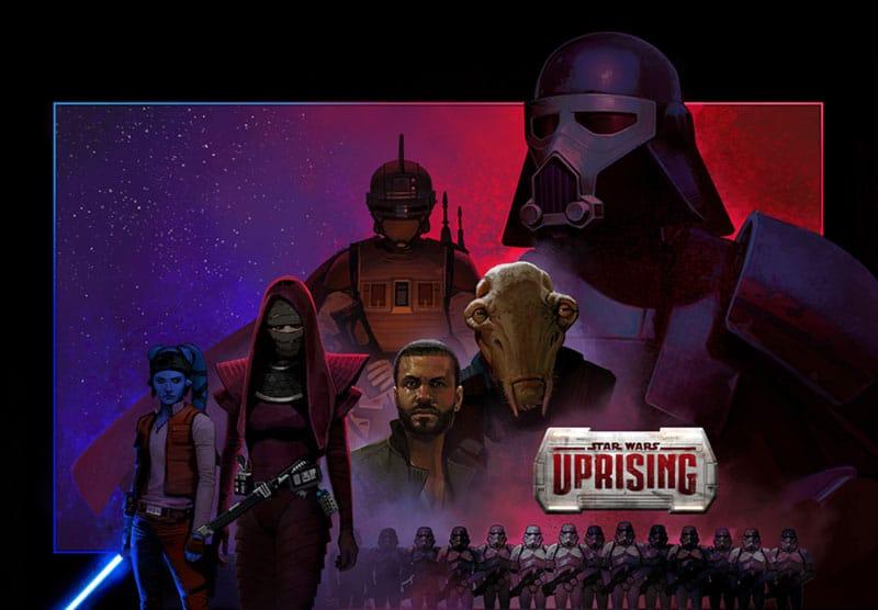 La Fuerza Ha Llegado a Star Wars™: Revolución