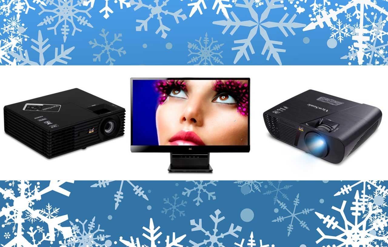 ViewSonic: el regalo perfecto para esta Navidad
