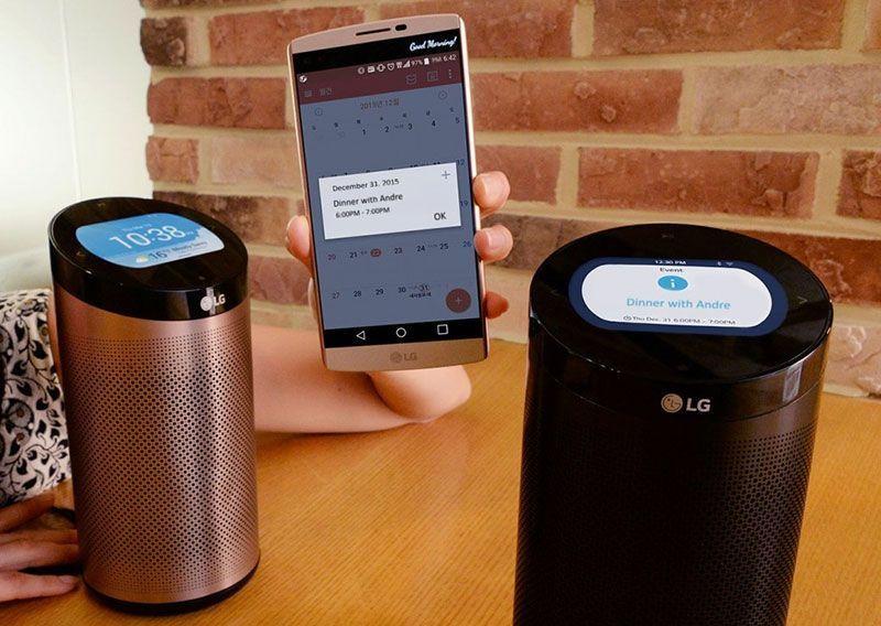 LG presentó SmartThinQ™ Hub