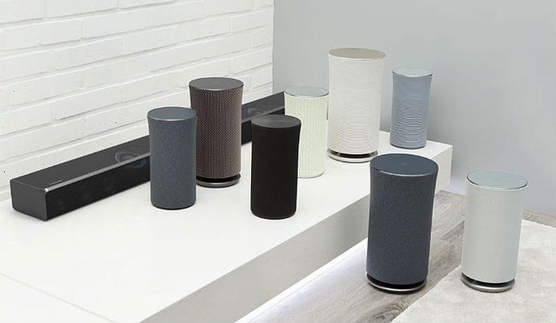 Samsung presentó innovador Soundbar en CES 2016