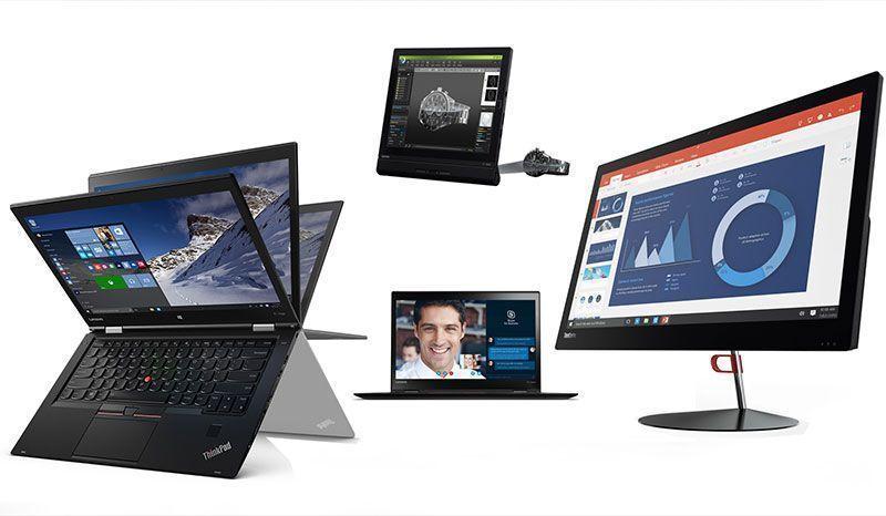 Lenovo reveló pionera Tablet modular ThinkPad X1