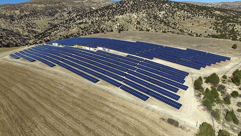 ET Solar desarrolla 2 proyectos en Turquía