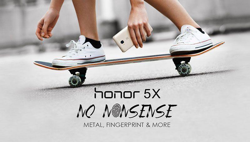 El honor 5X debutó en CES 2016