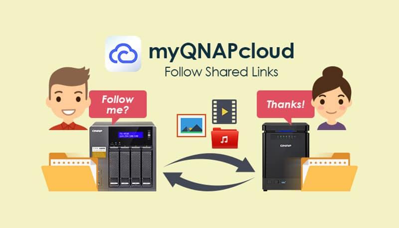 QNAP lanza myQNAPcloud actualizado