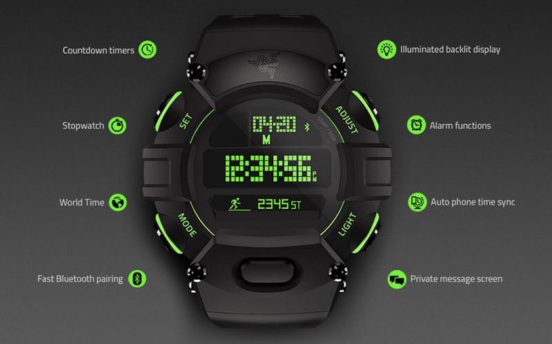 Nuevo Razer Nabu Watch