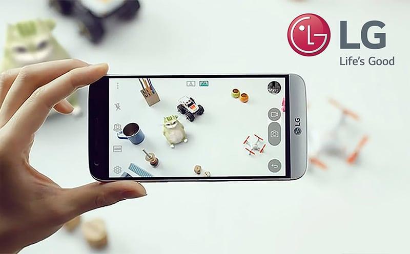LG G5, el primer Smartphone con cámara gran angular