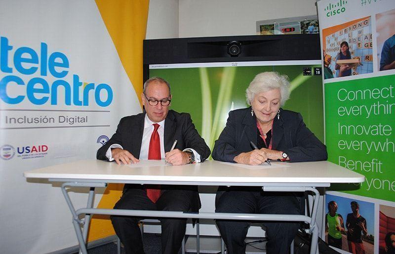 Perú: Cisco firma convenio con Cedro