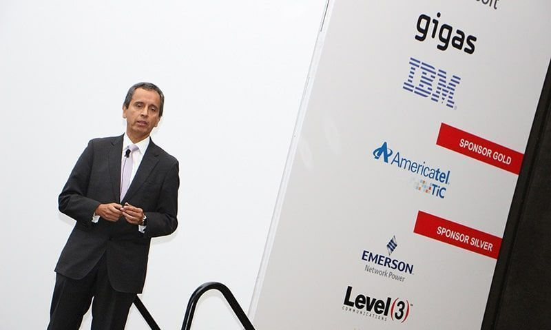 Gigas participó con éxito Foro Tecnológico dirigido a CIOs del Perú