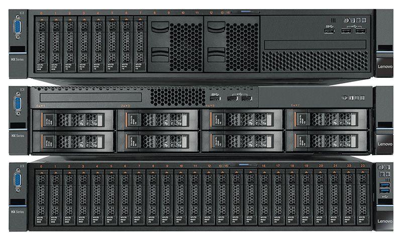 Lenovo y Nutanix lanzan solución hiperconvergente HX 2000