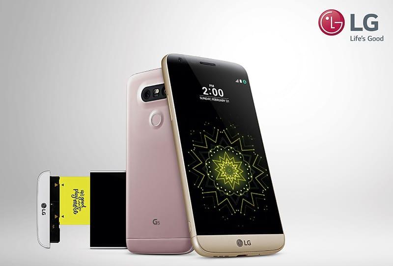LG G5SE, el primer Smartphone modular, ya está a la venta