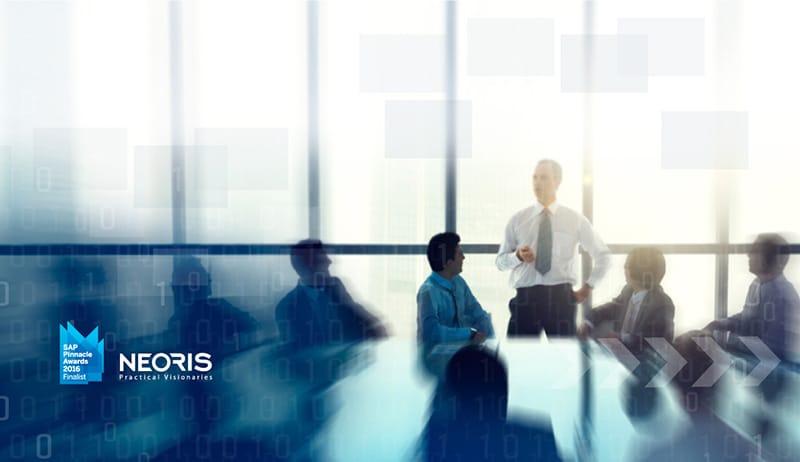 NEORIS anuncia su participación en SAPPHIRE® NOW