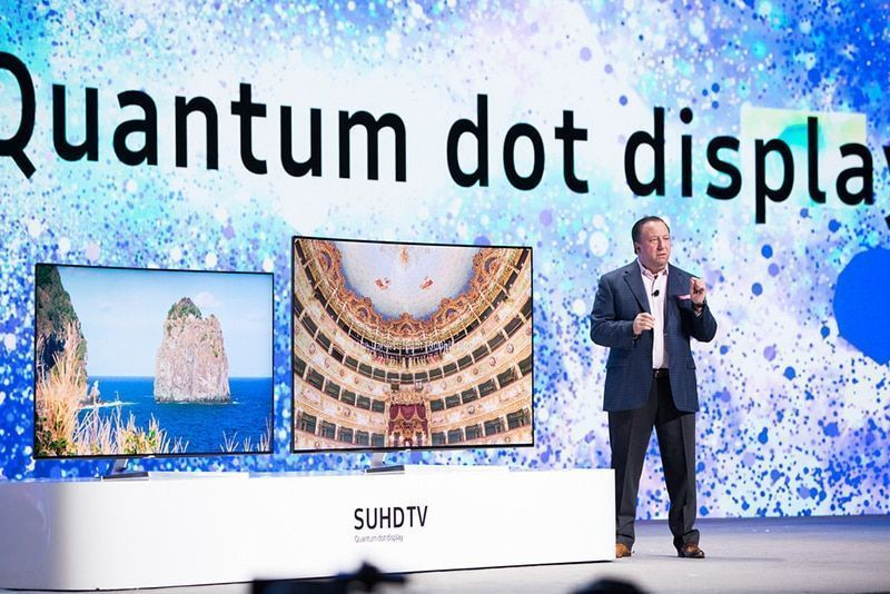 Samsung organizó Seminario sobre televisores con Quantum Dot Display