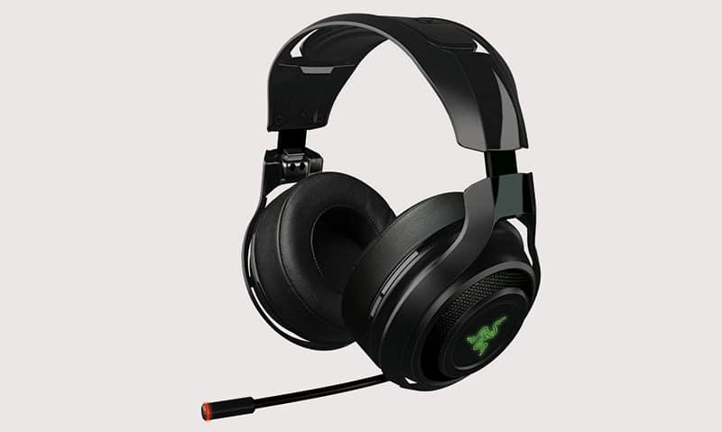 Nuevos Auriculares Razer ManO'War
