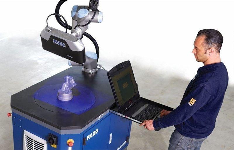 FARO presenta el Factory Robo-Imager