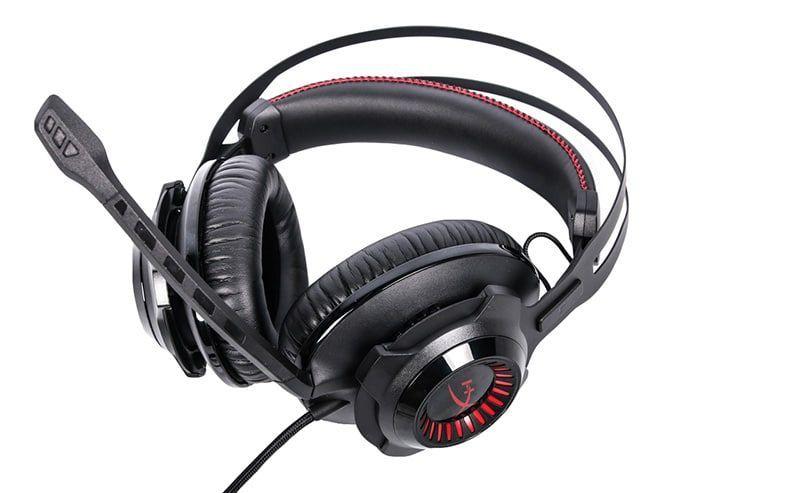 HyperX presenta los audífonos Cloud Revolver
