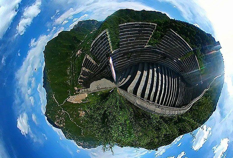 LG filma los Patrimonios de la Humanidad en 360 grados