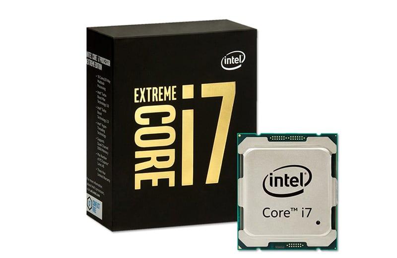 Nuevo Extreme Edition del procesador Intel® Core™ i7