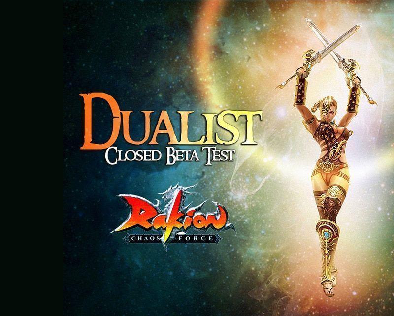 Softnyx: Rakion presenta nueva guerrera, Dualist